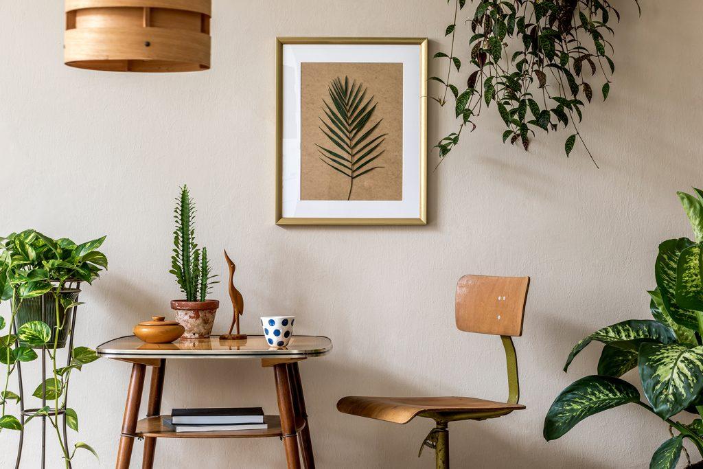 Botanische Woonstijl - Botanisch Interieur