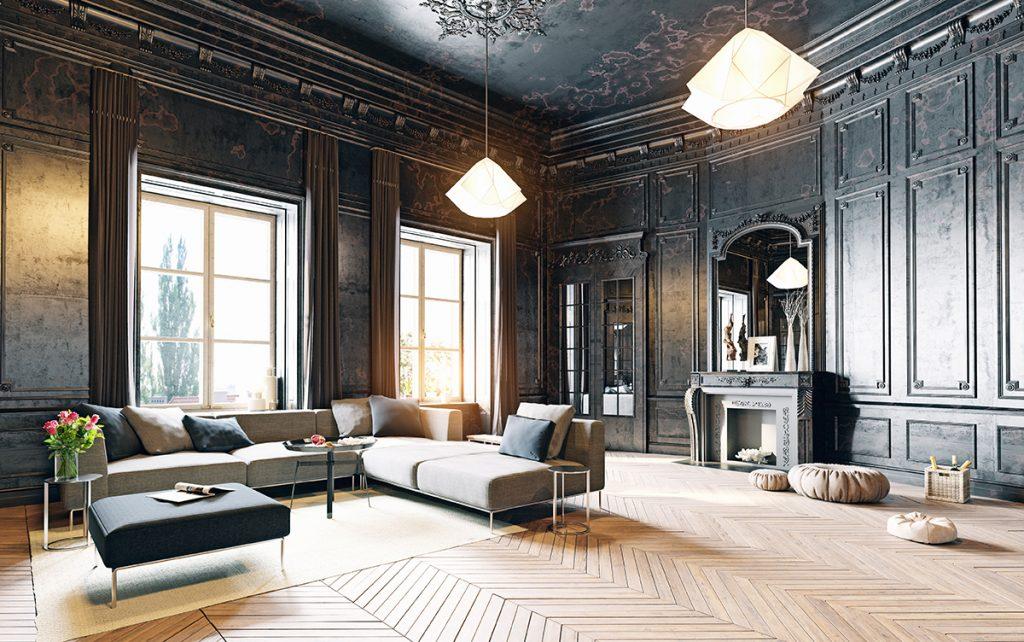 Klassiek Interieur